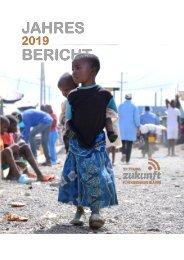 Jahresbericht 2019 | Stiftung Zukunft für Kinder in Slums