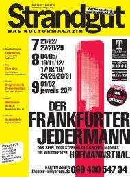 Frankfurt - Strandgut
