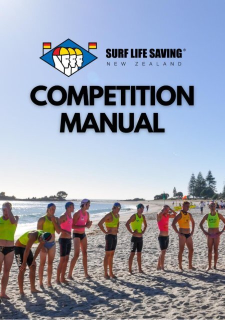 Competition Manual - 9th Edition (V4)