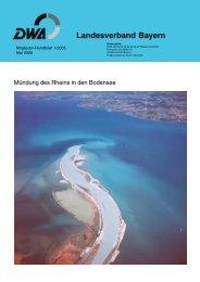 Wasserwirtschaft in Europa - DWA Bayern