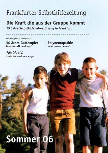 wenn nerven - Selbsthilfe-Kontaktstelle Frankfurt e.V.
