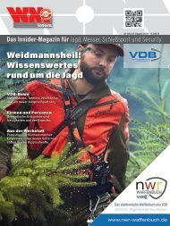 Waffenmarkt-Intern 07-08/2020