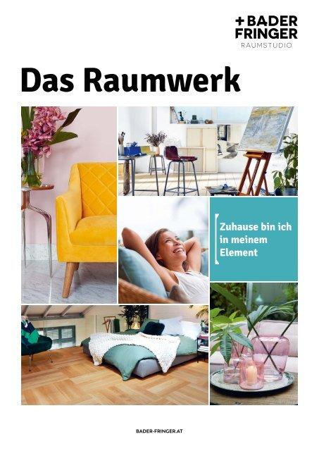 Wohnbuch Das Raumwerk 2020 Bader&Fringer
