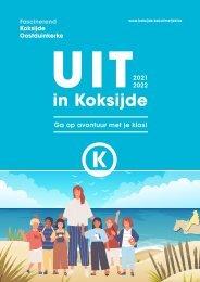 Brochure UIT in Koksijde 2020-2021 - Ga op avontuur met je klas