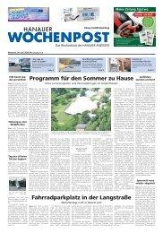 Wochenpost 24.06.2020
