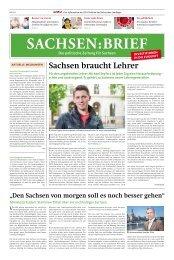 Sachsen:Brief - Martin Modschiedler