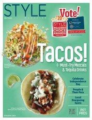 Style Magazine July 2020
