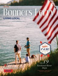 July 2020 Bonners Ferry Living Local