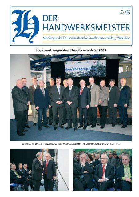 HDER HANDWERKSMEISTER - Kreishandwerkerschaft Anhalt ...