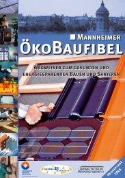 Mannheimer Anbieter von Energiesparhäusern - Umweltforum Mannheim