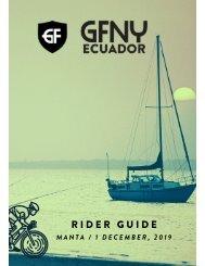 GFNY Ecuador Rider Guide 2019