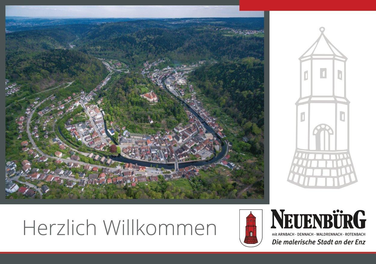 Gemeindebroschüre Neuenbürg
