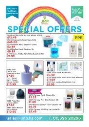 JMP Offers