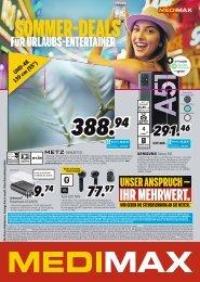 Medimax Auerbach - 27.06.2020