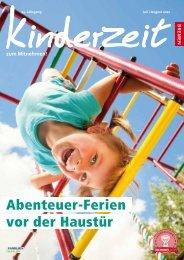Kinderzeit Bremen 07/08 2020