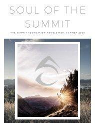 TSF Summer Newsletter 2020