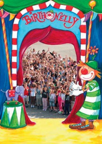 Spaß im Zirkus Birthonelly - Grundschule Birth, Velbert
