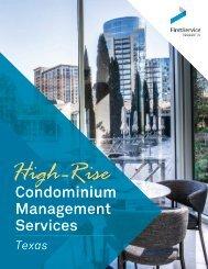 High-RIse Management Services - Texas