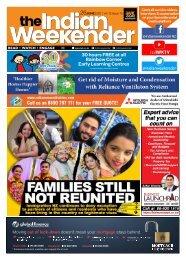 Indian Weekender, Friday 26 June 2020