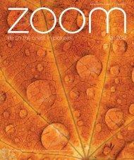 ZOOM | Fall 2013