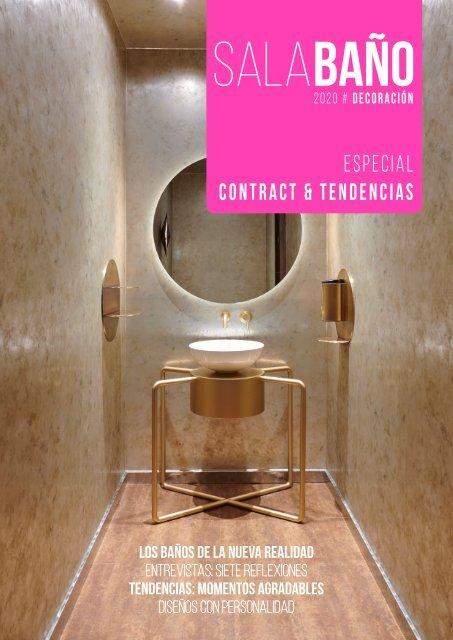 SALA BAÑO ESPECIAL CONTRACT & TENDENCIAS 2020