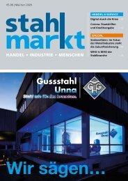 Stahlmarkt 05-06/2020