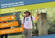Geschichtspark Bärnau-Tachov   Meilensteine 2017