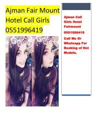 ABU DHABI CALL GIRLS 0551996419 Call Girls In Abu dhabi 0551996419 Escort Girls Abu dhabi 0551996419
