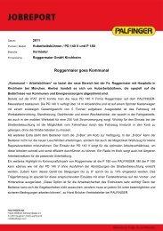 Roggermaier goes Kommunal - Palfinger