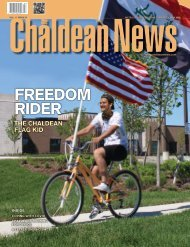 Chaldean News – July 2020
