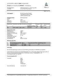 GUTACHTEN zur ABE Nr. 45806 nach §22 Stvzo Anlage 8 zum ...