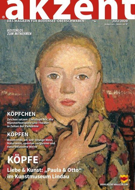 akzent Magazin Juli '20 Bodensee-Oberschwaben