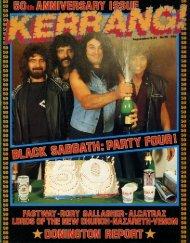 Kerrang - 50 1983
