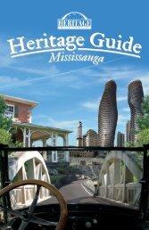Heritage Mississauga Heritage Guide