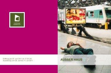 AUSSER HAUS - Heidelberger Kunstverein