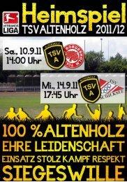 09.09.2011 TSV Altenholz - TSV Altenholz Fußball