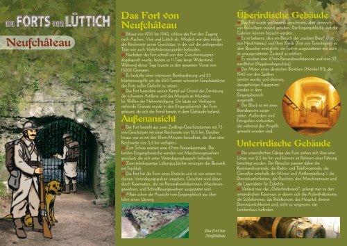 Veranstaltungskalender - Province de Liège