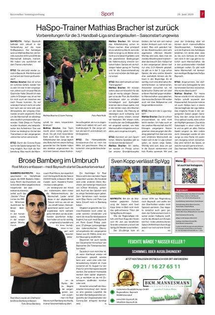 28-06-2020 Bayreuther Sonntagszeitung