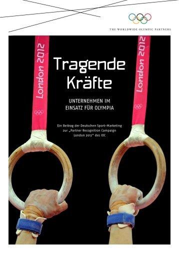 every is made possible by you. - Der Deutsche Olympische Sportbund
