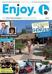 Enjoy. blickpunkt Ausgabe 4 | Juli 2020