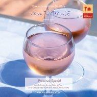 Weine fuer Freunde 'Provence Spezial'