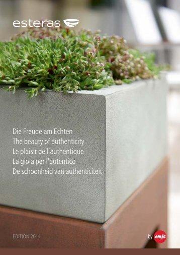 NATURELITE - bei Blumen - Brunner & Gartenbau Brunner