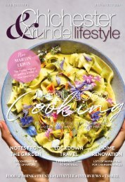 Chichester and Arundel Lifestyle Jul - Aug 2020