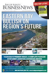 BAY OF PLENTY BUSINESS NEWS JULY/AUGUST 2020