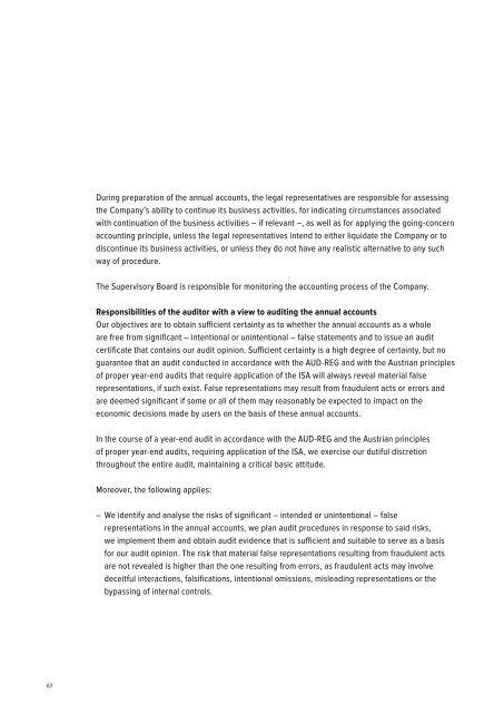 Annual Report of Euram Bank 2019