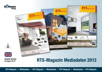 RTS - FH Kleffmann Verlag GmbH - Downloadcenter