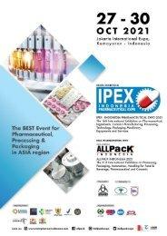 INDONESIA PHARMACEUTICAL EXPO BROCHURE 2021
