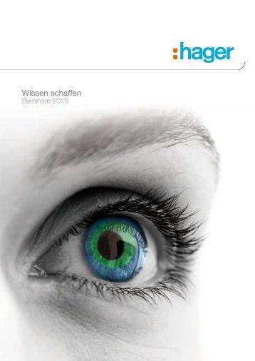 Wissen schaffen - Hager