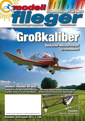 NEU! - Modellflieger - DMFV