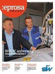 Blockheizkraftwerk - Stadtwerke Schwarzenberg GmbH